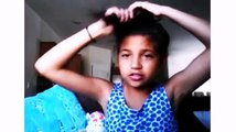 #backtoschoolwith margi and ary 5 cute hairstyles