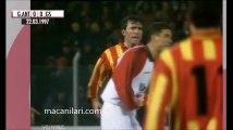 22.03.1997 - 1996-1997 Turkish 1st League Matchday 27 Gaziantepspor 0-3 Galatasaray