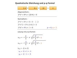 G26-2 Quadratische Gleichungen - Einführung
