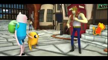 Adventure Time Finn and Jake Investigations Gameplay Video Makers Part 3