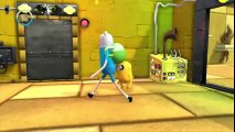 Adventure Time Finn and Jake Investigations Gameplay Video Makers Part 6