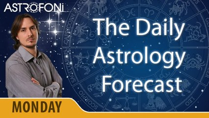 The Daily Astrology Forecast with Boaz Fyler for 22 Feb 2016
