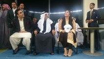 PPP: Chairman Bilawal Bhutto Zardari & Bakhtawar Bhutto Zardari at PSLFinal