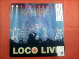 RAMONES.''LOCO LIVE.''.(ROCK AND ROLL RADIO.)(12'' LP.)(1991.)