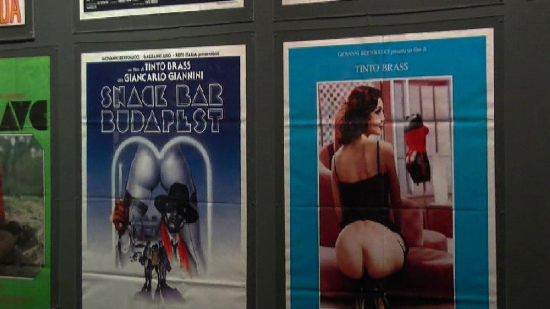 Lo sguardo libero di Brass in mostra a Roma: politica e erotismo