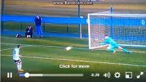 Judge revokes so incredible goal from the penalty spot -  Missed  Alberto Gil - Chelsea U19 2 - 1 Valencia U19