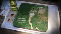 Les Grands Lacs, une région troublée en Afrique