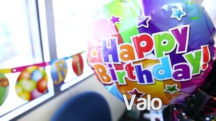 HAPPY BIRTHDAY TO SAARA'S DOG, VALO!!