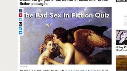 BAD SEX IN FICTION feat. SAARA