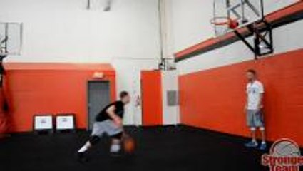Basketball Acceleration Drill