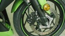 2013 Kawasaki Ninja 300 Handling