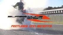 2014 KTM 1290 Super Duke R Features & Benefits