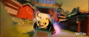 Po vs Tai lung(Kung fu panda)