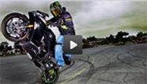 Kawasaki Stunt Rider Jason Britton - video dailymotion