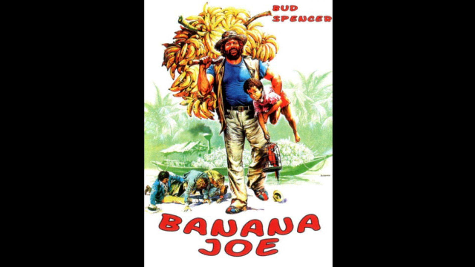 Banana Joe Secondo Tempo Bud Spencer Video Dailymotion
