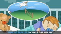 Lullaby and Goodnight with lyrics - Nursery Rhymes by EFlashApps
