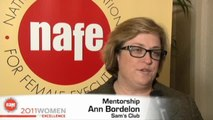 Ann Bordelon of Sam's Club Urges Women to Be Proactive in Developing Themselves