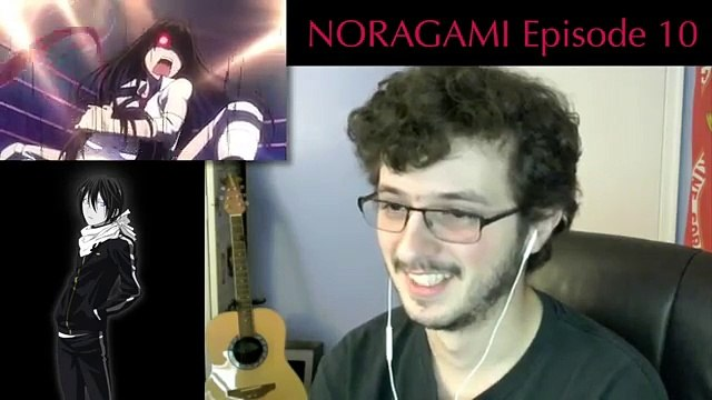 Let's Watch Noragami Episode 10