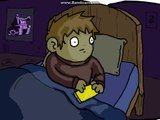 Tom (Tom And Jerry) Hunterdreams And Kills Mel (Jacks Big Music Show)