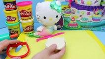 Hello Kitty Mermaid Play-Doh Sanrio Hello Kitty Mermaids Swimming
