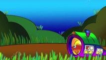 Çizgi film PEPE Pepe ve Sarı Balık (Deniz canlıları)