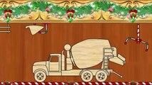 Latelier de Noël camion toupie