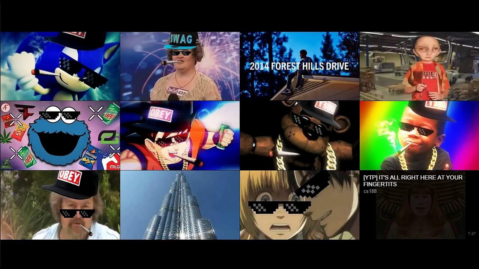 RIP THOMAS - FUNNY REACTION - MLG Montage Parodies #2