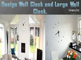 Design Wall Clock and Large Wall Clock : time-dots.com