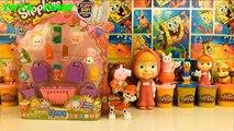 Peppa Pig Paw Patrol opens Shopkins new shopkins Toys Mega Pack Щенячий Патруль и Шопкинс