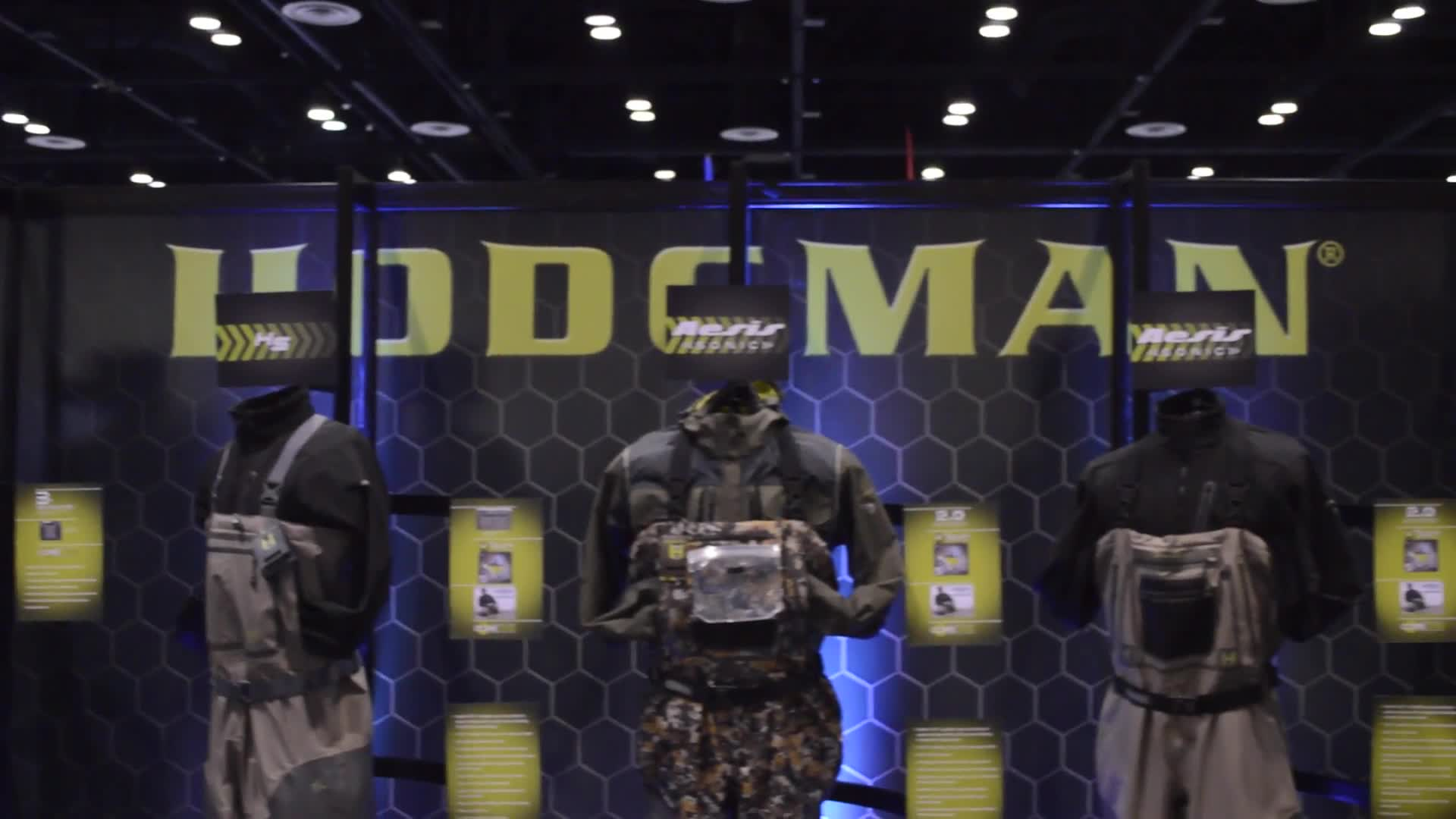 ICAST Report: The New Face of Hodgman