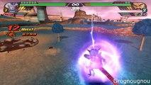 Fusion Freezer and Super Buu into Buuzer (Dragon Ball Z Budokai Tenkaichi 3 mod)