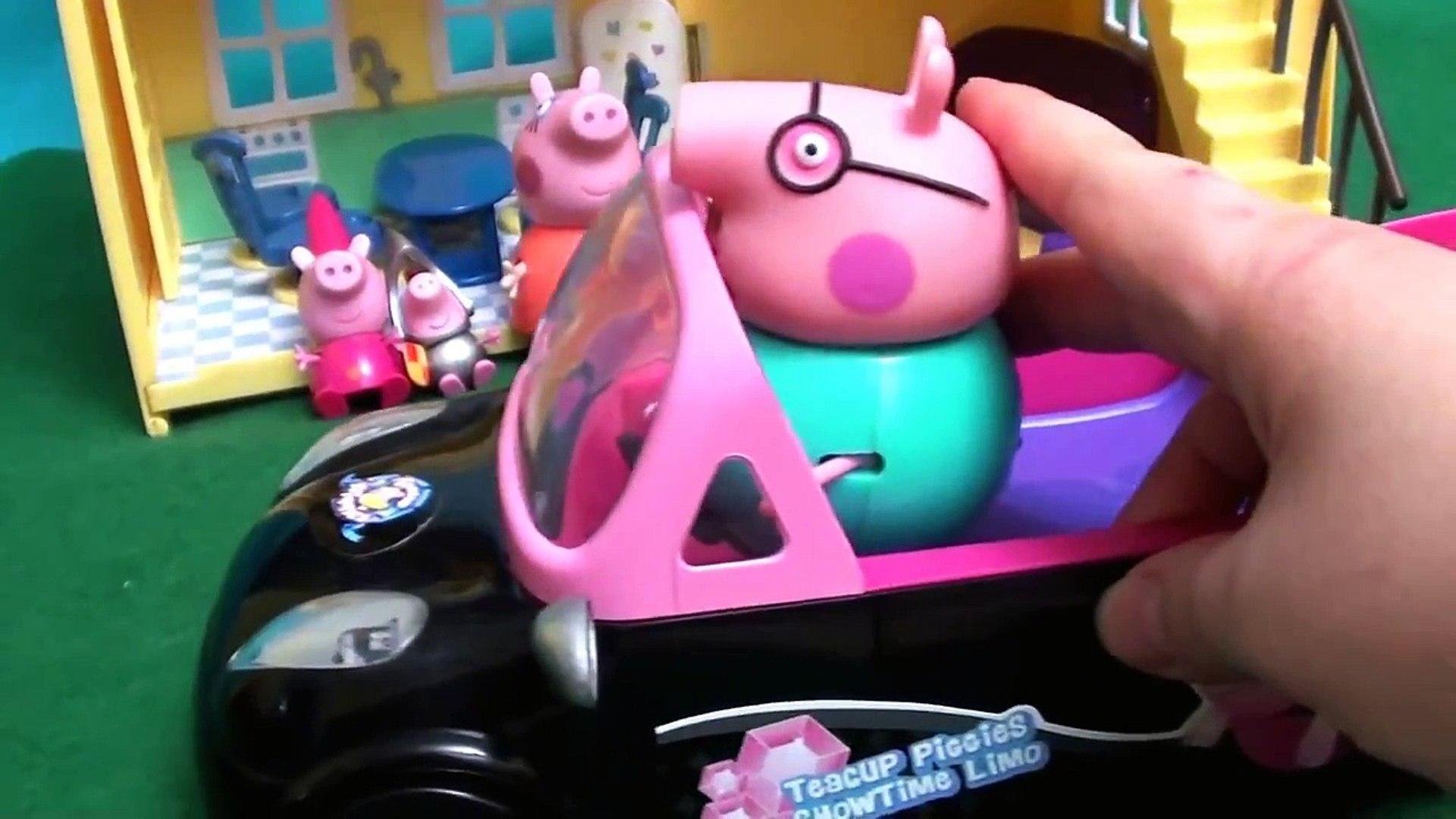 Peppa Pig свинка Пеппа и ее семья. Мультфильм для детей. Школьный карнавал (Бал Маскарад)