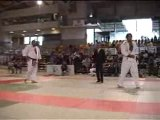 Championnat Judo France 2D +100kg Final Loubat-Etchart