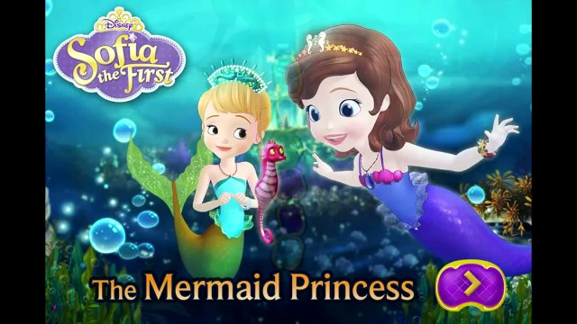 Sofia the First New 2015 Game - Sofia the First - The Mermaid Princess