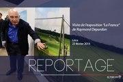 """[REPORTAGE] Visite de l'exposition """"La France"""" au ministère de la Culture péruvien"""