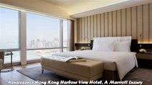 Hotels in Hongkong Renaissance Hong Kong Harbour View Hotel A Marriott Luxury Lifestyle Hotel