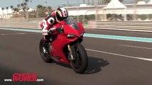 2012 Ducati 1199 Panigale Sportbike - First Ride