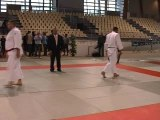 Championnat Judo France 2D +100kg Place 3 Bouvier-Jobin