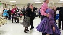 63 BILL HARRISON SQUARE DANCE PATTER CALL