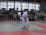 Championnat Judo France 2D -90kg Place 3 Leverdez-Buffet