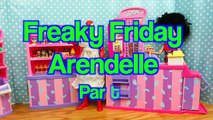 Barbie & Little Mermaid Ursula TRADE BODIES Frozen Hans in Love With Ursula Freaky Friday Part 1