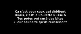 Sadek - Roulette Russe 6 #CommeDab (Paroles)