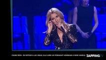 Céline Dion : Déjà de retour sur scène à Las Vegas, elle livre un poignant hommage à René Angélil (Vidéo)