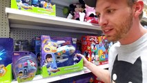 TOY Shopping with DCTC! New Toys Monster High Barbie Lalaloopsy Ninja Turtles & Blind Boxes Toy Hunt