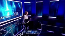 Claire: What's Up -  Auditions – NOUVELLE STAR 2016