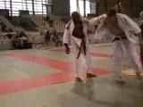 Championnat Judo France 2D -81kg Place 3 Deroubaix-Cadoce