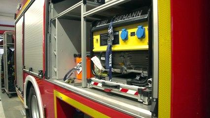 Nowy sprzęt dla wodzisławskich strażaków