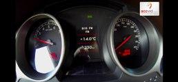 Lamborghini Gallardo Spyder (520hp) - 0-253 km/h acceleration