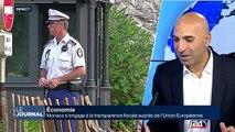 Economie : Monaco s'engage à la transparence fiscale auprès de l'Union Européenne