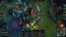 League Of Legends   CLG Doublelift   Modekaiserwith Aphromoo Tahm Kench vs Caitlyn   KR LOL SoloQ Highlights